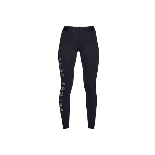 Under Armour Favourite Wordmark Legging 1329318-001 Womens Black leggings