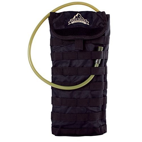 Red Rock Outdoor Gear Molle Hydration Pack Black