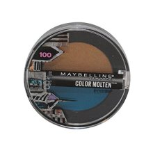 2 Pack- Maybelline Color Molten Eye Shadow 400 Sweeping Blue