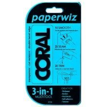 CORAL Paperwiz Wallpaper Tool 3-in-1 Smoother Trimmer Edger