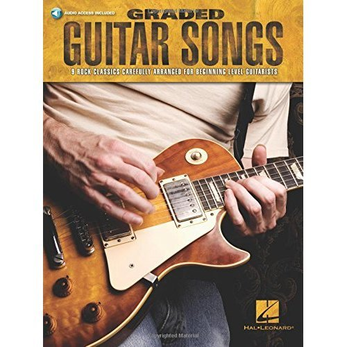 Graded Guitar Songs (Includes Online Access Code)