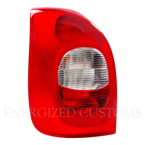 Citroen Xsara Picasso 2000-2004 Rear Tail Light Passenger Side N/s