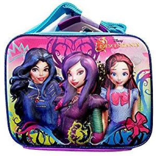 Lunch Bag - Descendants - 3D Pop Up Group New 679743