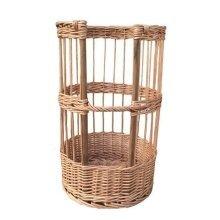 Baguette Bread Round Basket Holder