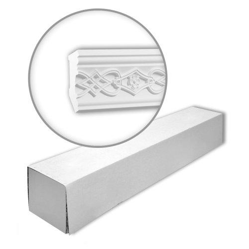 Profhome 150282 Cornice moulding 1 Box 18 pieces | 36 m