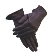 Good Hands Gold Class Regal Childrens Gloves: Brown: Small
