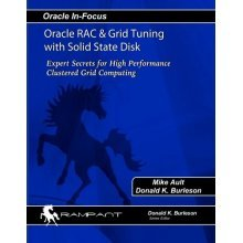 Oracle RAC & Grid Tuning with Solid State Disk: Expert Secrets for High Performance Clustered Grid Computing: Volume 17 (Oracle In-Focus)