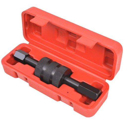 vidaXL Diesel Injector Extractor Tool M8 M12 M14 Puller Car Motor Vehicle Tool