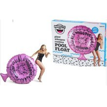 BigMouth Inflatable Giant Whoopie Cushion Pool Float Beach Holiday Swimming Lounger Water Beach