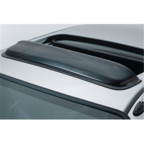VENTSHADE CO 77004 Sunroof Wind Deflector, Smoke