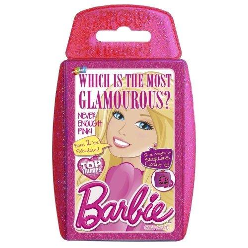 Barbie Top Trumps Specials