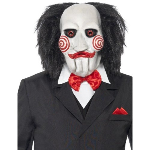 Official Jigsaw Mask