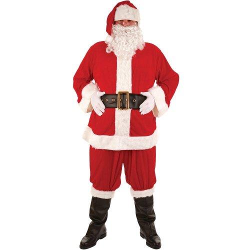 Deluxe Santa Claus Suit Costume   Christmas