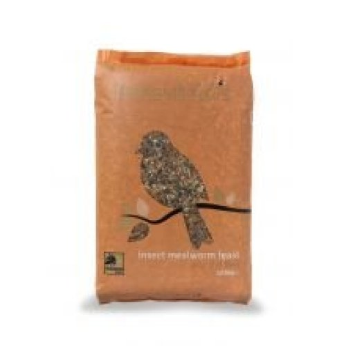 Hf Insect Mealworm Mix 12.6kg