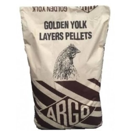 Argo Golden Yolk Layers Pellets, 5kg