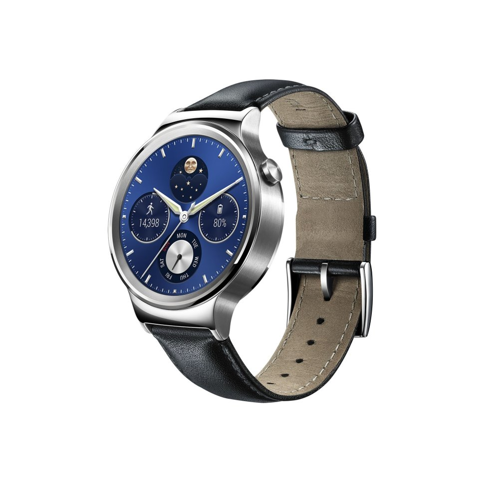 Huawei 1150160 Stainless Steel Classic Smartwatch with Leather Strap - 84b44a4bad30e03 , Huawei-1150160-Stainless-Steel-Classic-Smartwatch-with-Leather-Strap-13495718 , Huawei 1150160 Stainless Steel Classic Smartwatch with Leather Strap , Array , 13495718 , Electronics & Technology , OPC-PN5KFD-NEW