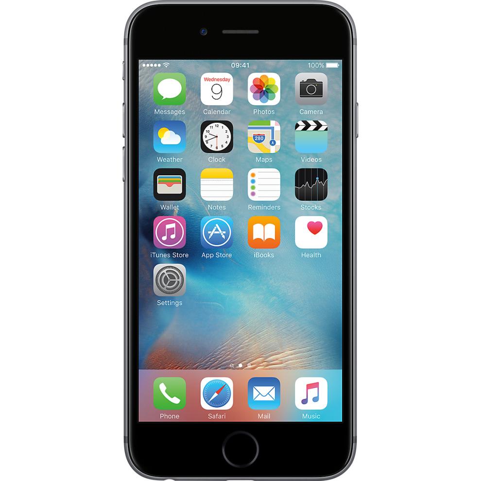 Virgin, 32GB Apple iPhone 6s Space Grey