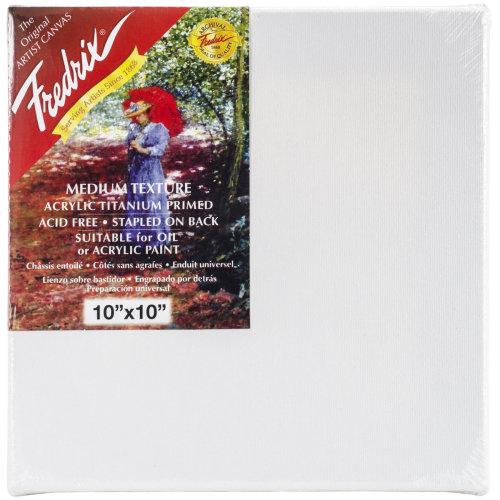 "Tara Fredrix Stretched Canvas-10""X10"""