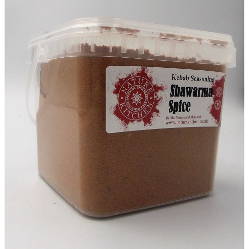 SHAWARMA HAND CRAFTED SPICE BLEND - LARGE TUB