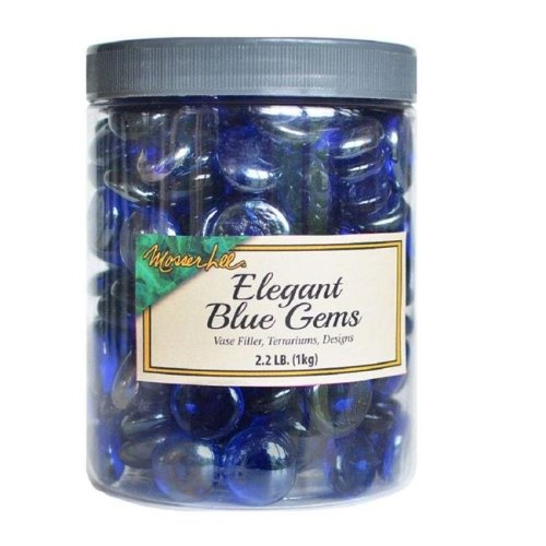 Mosser Lee ML2121 Elegant Gems  Blue- pack of 8