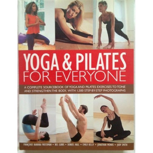 YOGA AND PILATES FOR EVERYONE