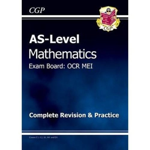 As Level Maths Ocr Mei Complete Revision & Practice