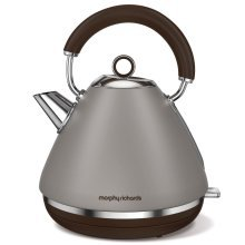 Morphy Richards Accents Special Edition Kettle 1.5L - Pebble (Model No. 102102)