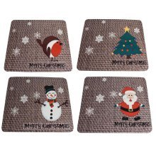 Christmas Gift Place Mat