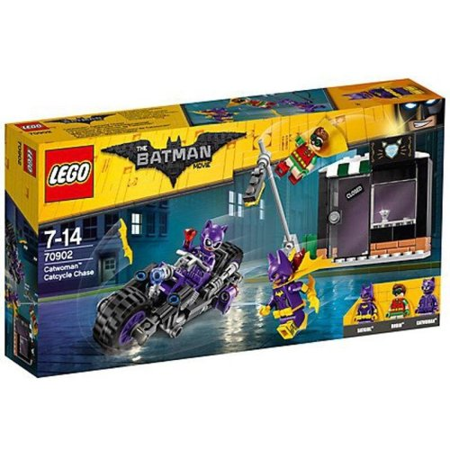70902 Catwoman Catcycle