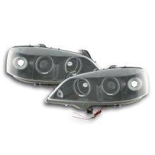 headlight Opel Astra G Year 98-03 black
