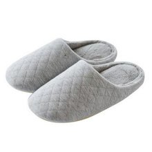 Japanese Ladies Winter Warm & Cozy  Indoor Shoes House Slipper, Gray