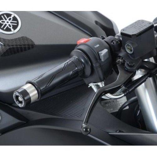 R&G Bar End Sliders for Yamaha YZF-R125 2014 - 2018