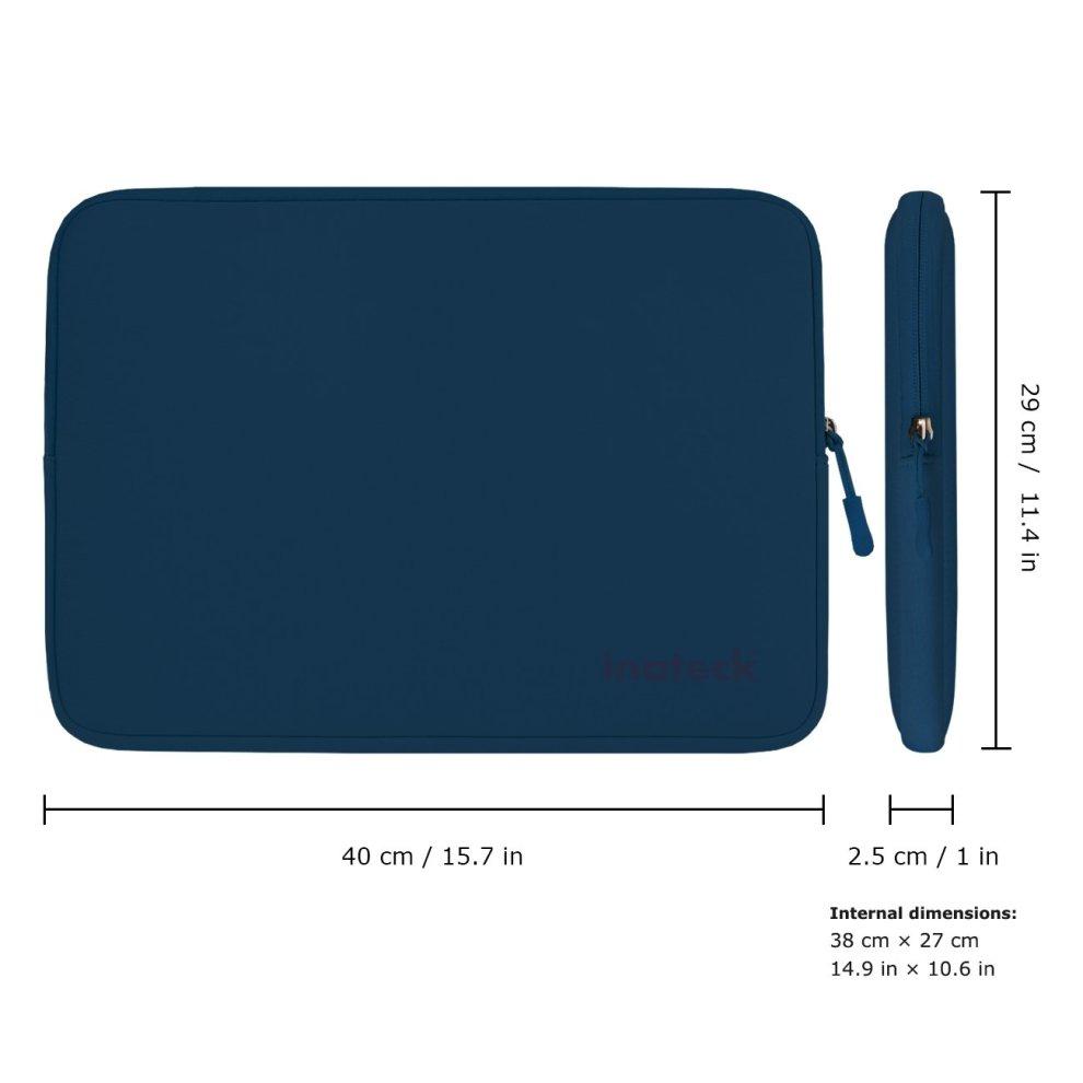 Inateck 15 156 Inch Water Repellent Neoprene Laptop Sleeve