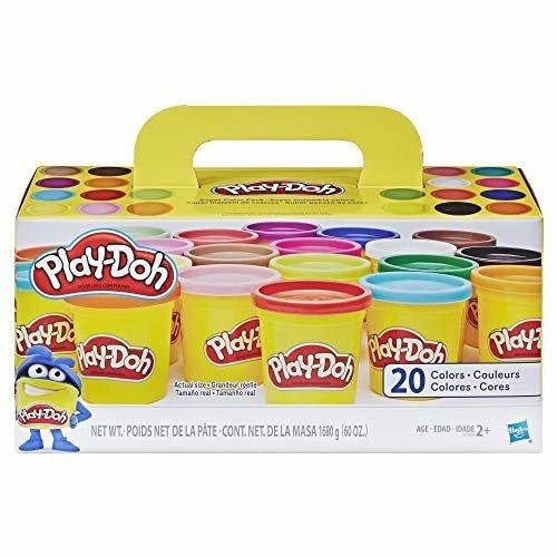 Play Doh Super Color 20 Pack 60 oz