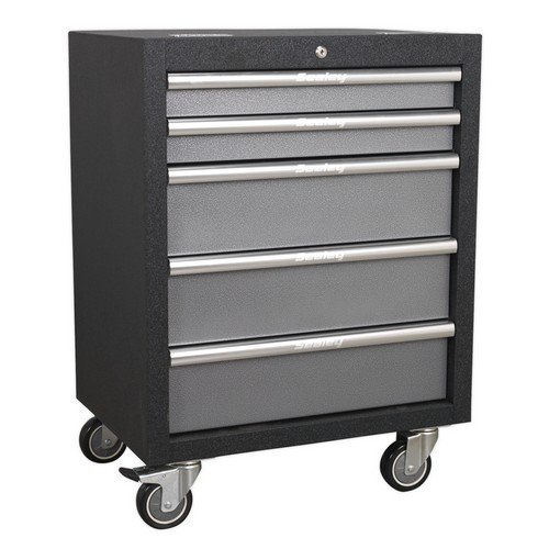 Sealey APMS58 Modular 5 Drawer Mobile Cabinet 650mm