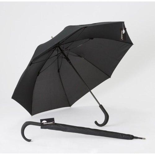 The Unbreakable® Walking-Stick Umbrella - Standard Crooked Handle