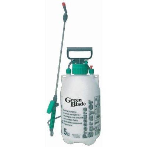 Green Blade Bb-ks099 5l Knapsack Sprayer -  5l pressure sprayer adjustable nozzle trigger lock garden fully household
