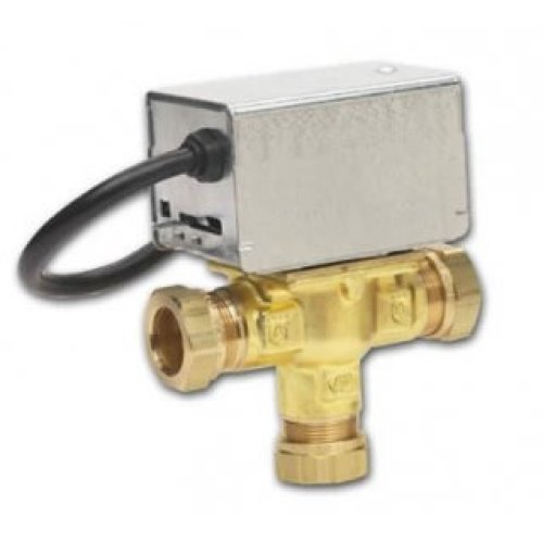 Honeywell V4073 Motorised Mid-Position Diverter Valve