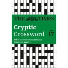 The Times Cryptic Crossword: Book 17