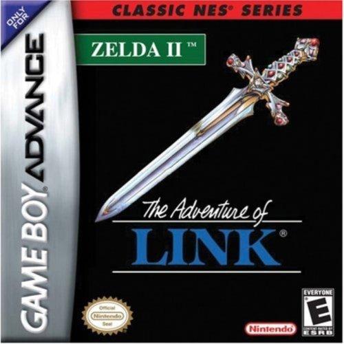 Zelda II: The Adventure of Link (Classic NES Series)