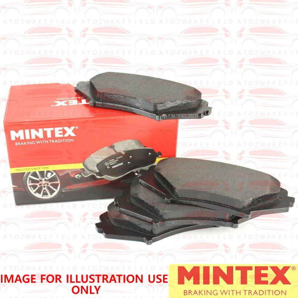 HONDA CIVIC 1.8VTI MB6 MINTEX BRAKE PADS FRONT /& REAR