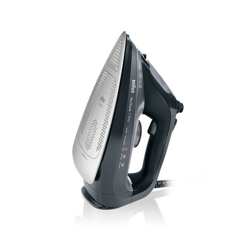 Braun SI7042BK Iron with 2400w Power, 300ml Water Tank Capacity and 50g/min Steam Output