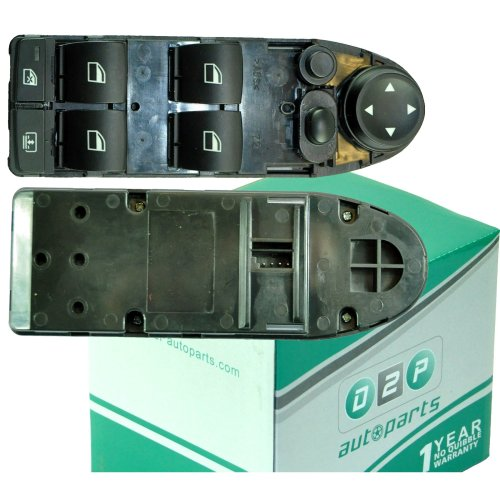 ELECTRIC POWER MASTER WINDOW CONTROL SWITCH FOR BMW 5 SERIES E60 E61 61319122113