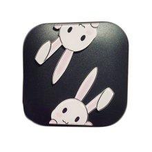 Animal Style Eyekan Contact Lens Case Lenses Holder Box Travel Kit Case #13