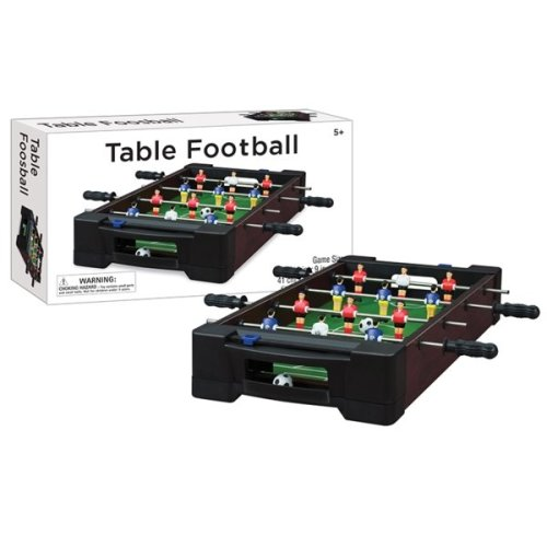 "16"" Table Football Arcade Game - Funtime 16inch -  table football funtime 16inch game"
