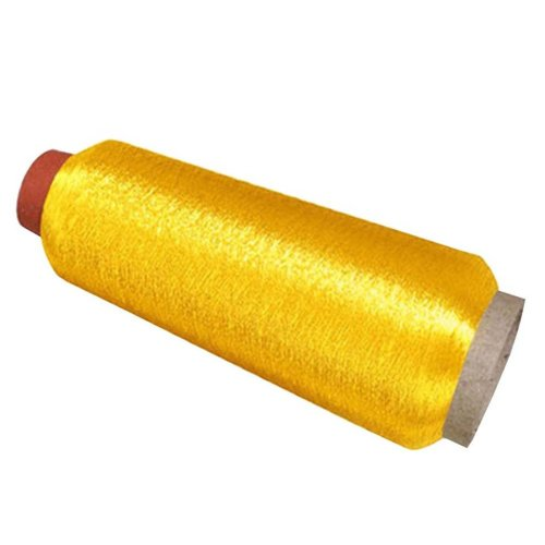 [Yellow] Embroidery Thread Machine Embroidery Thread Sewing, 3250 Meters