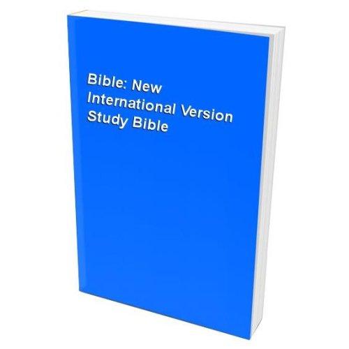 Bible: New International Version Study Bible