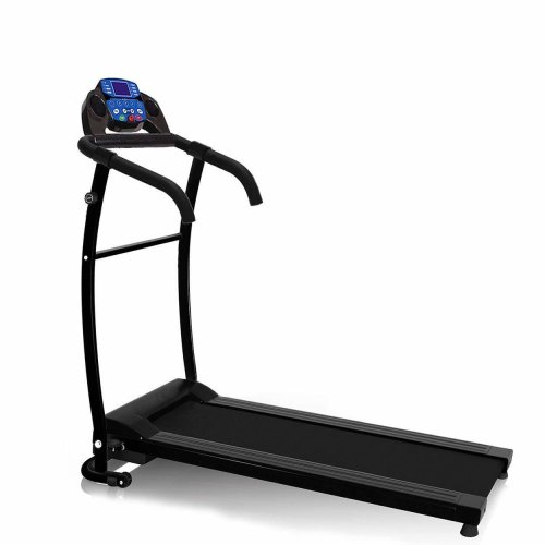 Nero Bluetooth Motorised Folding Running Machine | Electric Home Treadmill
