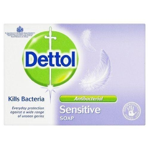 Dettol Sensitive Soap 100g
