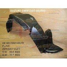 Suzuki Swift 2005-2010 Front Wing Arch Liner Splashguard Right O/s